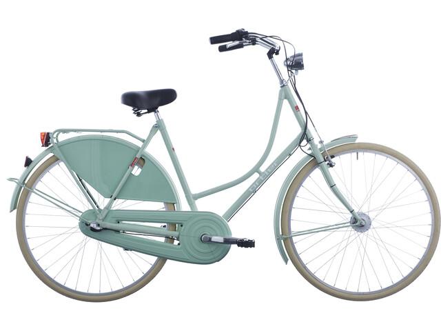 Ortler Van Dyck City Bike teal